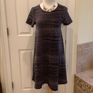 LulaRoe Carly Dress Size Small